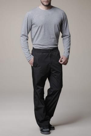 Штаны Relax Mode. Цвет: черный