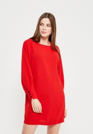 Платье Mango. Цвет: красный
