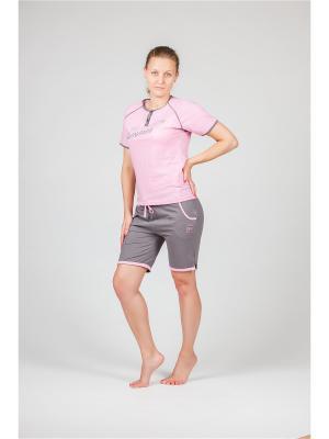 Пижама Renato Balestra. Цвет: розовый