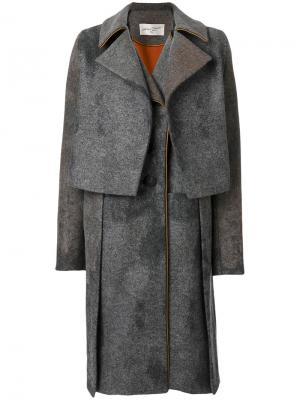 Пиджак Antonia Zander. Цвет: серый