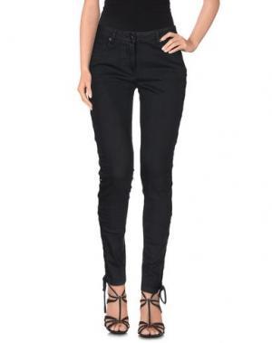 Джинсовые брюки CHARLISE. Цвет: свинцово-серый