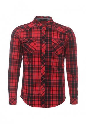 Рубашка Chromosome. Цвет: красный