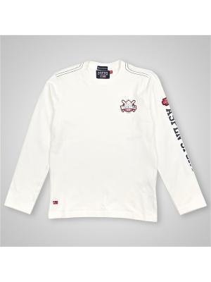 Джемпер Aspen Polo Club. Цвет: белый
