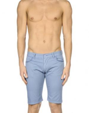 Пляжные брюки и шорты BAGUTTA. Цвет: пастельно-синий