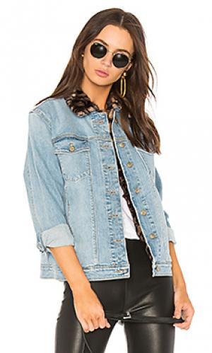 Джинсовая куртка Joes Jeans Joe's. Цвет: none