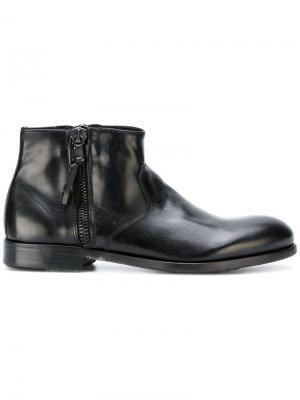 Ботинки Челси Le Qarant. Цвет: чёрный
