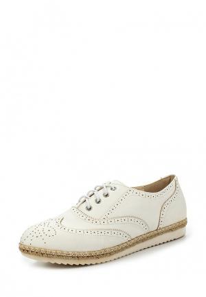 Ботинки Spot On. Цвет: белый