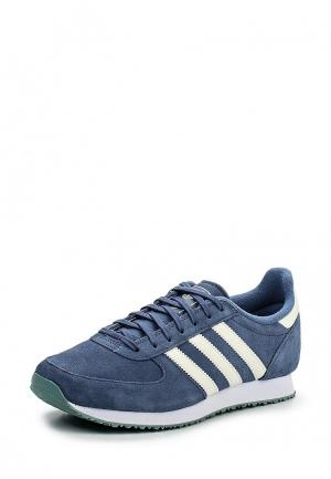 Кроссовки adidas Originals. Цвет: синий