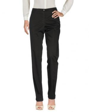Повседневные брюки ALLEGRI. Цвет: черный