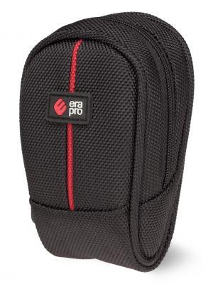 Era Pro Чехол для фотоаппарата EP-010919  9,5х5,5х2,5 см., чер/кр. Цвет: красный, черный