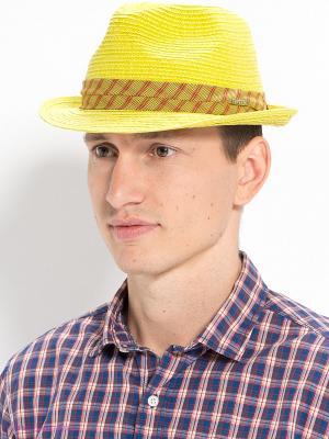 Шляпа Stetson. Цвет: желтый