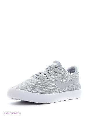 Кеды WMNS ESSENTIALIST KJCRD Nike. Цвет: серый