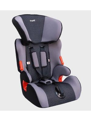 Детское автомобильное кресло КОСМО SIGER. Цвет: серый