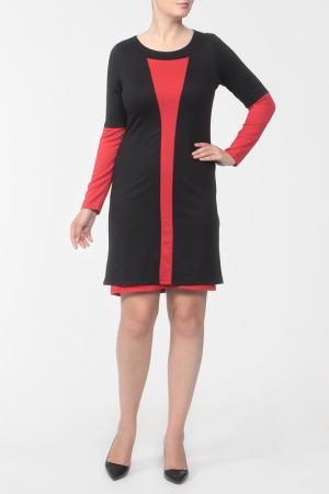 Платье Stillon. Цвет: красный