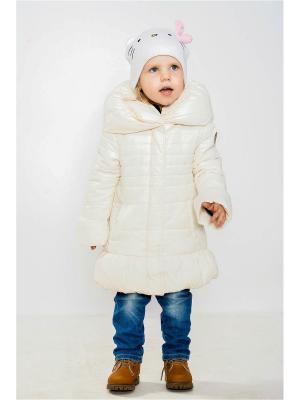 Пальто MANAI. Цвет: белый