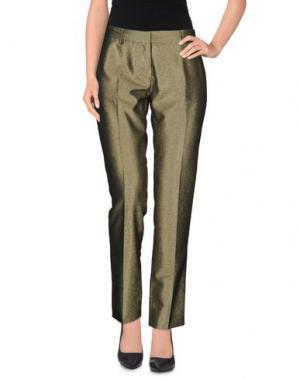 Повседневные брюки TRĒS CHIC S.A.R.T.O.R.I.A.L. Цвет: платиновый