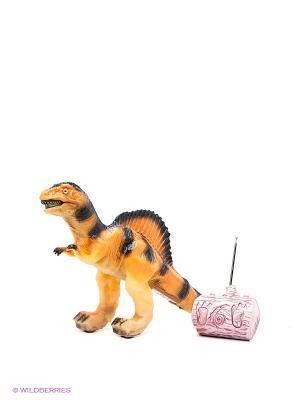 Динозавр (Спинозавр) Amico. Цвет: желтый