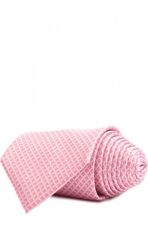 Галстук Brioni. Цвет: светло-розовый