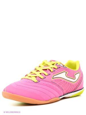 Футзальная Обувь Super Sonic Joma. Цвет: розовый