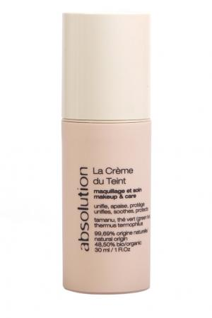Оттеночный крем для лица La Crème du Teint (medium) 30ml Absolution. Цвет: без цвета