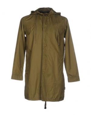 Легкое пальто PUBLISH. Цвет: зеленый-милитари