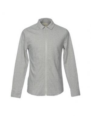 Pубашка RVLT/REVOLUTION. Цвет: светло-зеленый