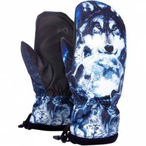 Варежки Celtek. Цвет: wolf pack
