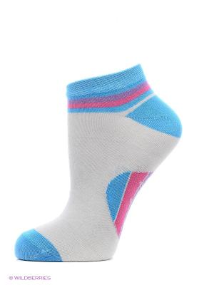 Носки Malerba. Цвет: черный, розовый, серый