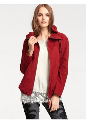 Куртка-блузон B.C. BEST CONNECTIONS by Heine. Цвет: красный