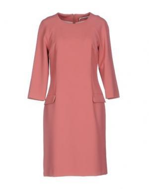 Короткое платье XANDRES. Цвет: пастельно-розовый
