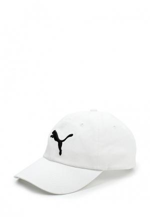 Бейсболка PUMA. Цвет: белый