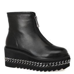 Ботинки  RA0728 черный GIANNI RENZI