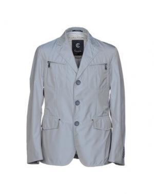 Пиджак CALVARESI. Цвет: пастельно-синий