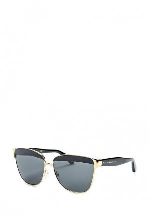 Очки солнцезащитные Marc Jacobs. Цвет: черный