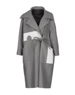 Пальто COLLECTION PRIVĒE?. Цвет: серый