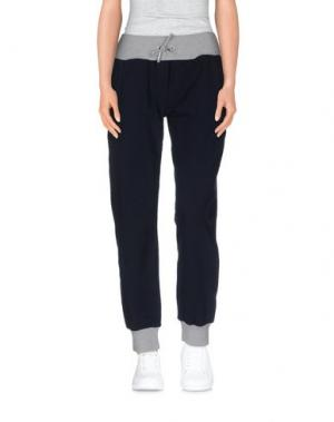 Повседневные брюки CAPOBIANCO. Цвет: темно-синий