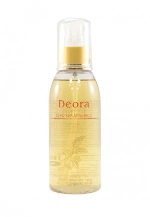 Гель для умывания Deora Cosmetics. Цвет: желтый