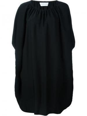 Свободное платье Gianluca Capannolo. Цвет: чёрный