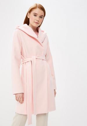 Пальто adL. Цвет: розовый