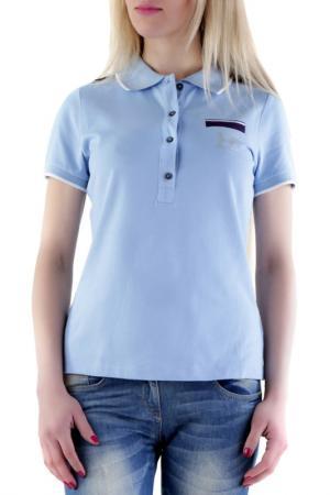 T-shirt HUSKY. Цвет: light blue