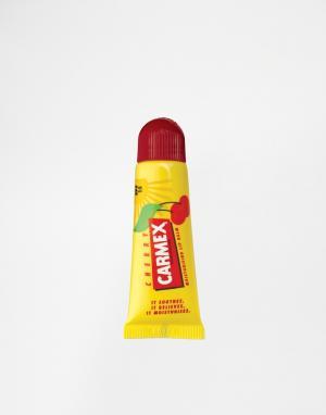 Carmex Бальзам для губ со вкусом вишни. Цвет: очистить