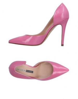 Туфли CHIARINI BOLOGNA. Цвет: розовый