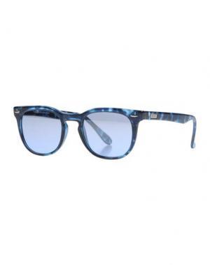 Солнечные очки SPEKTRE. Цвет: синий