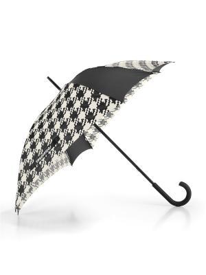 Зонт-трость fifties black Reisenthel. Цвет: черный