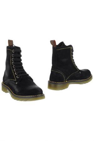 Ботинки Rodolfo Valeri. Цвет: черный