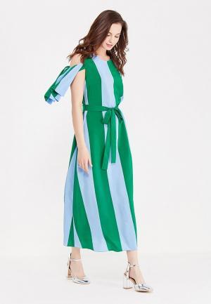 Платье Lolita Shonidi. Цвет: разноцветный