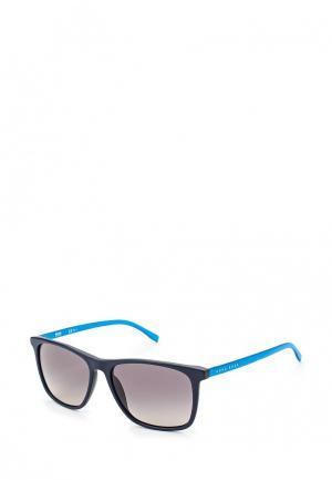 Очки солнцезащитные Boss Hugo. Цвет: синий