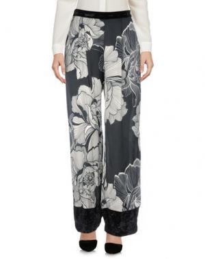 Повседневные брюки SISTE' S. Цвет: стальной серый
