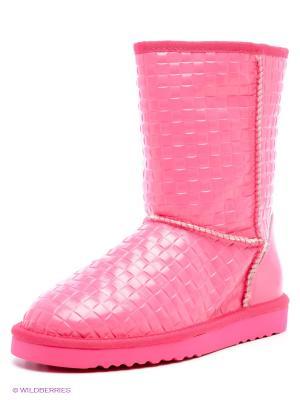 Угги Vitacci. Цвет: розовый