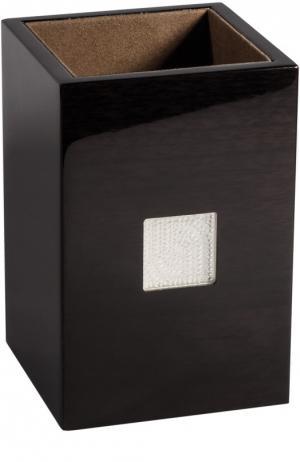 Стакан для ручек Perles Lalique. Цвет: бесцветный